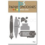 Paper Smooches - Dies - Pen