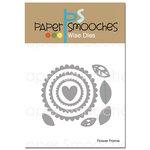 Paper Smooches - Dies - Flower Frame
