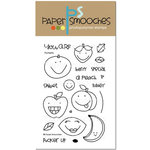 Paper Smooches - Clear Acrylic Stamps - Fruitastic