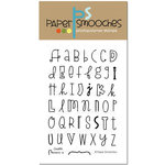 Paper Smooches - Clear Acrylic Stamps - Graffiti