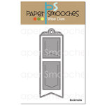 Paper Smooches - Dies - Bookmarks