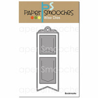 Paper Smooches Bookmarks Dies