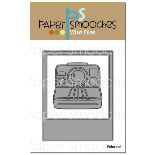 Paper Smooches Polaroid Dies