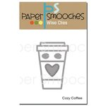 Paper Smooches - Dies - Cozy Coffee