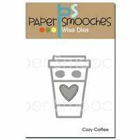 Paper Smooches - Dies - Cozy Coffee