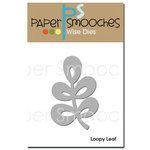 Paper Smooches - Dies - Loopy Leaf