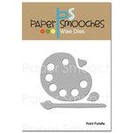 Paper Smooches - Dies - Paint Palette