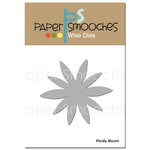 Paper Smooches - Dies - Prickly Bloom
