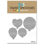 Paper Smooches - Dies - Balloons
