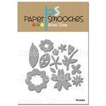 Paper Smooches - Dies - Flowers