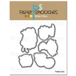 Paper Smooches - Dies - Posse Icons