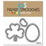 Paper Smooches - Dies - Spring