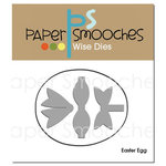 Paper Smooches - Dies - Easter Egg