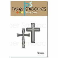Paper Smooches - Dies - Crosses