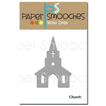 Paper Smooches - Dies - Church