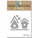 Paper Smooches - Dies - Bird House