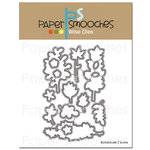 Paper Smooches - Dies - Botanicals 2 Icons