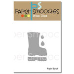Paper Smooches - Dies - Rain Boot