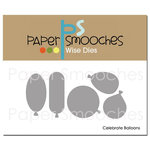Paper Smooches - Dies - Celebrate Balloons