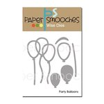 Paper Smooches - Dies - Party Balloons