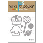 Paper Smooches - Dies - Sweets