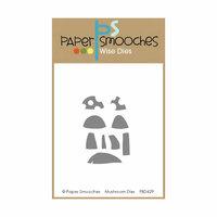 Paper Smooches - Dies - Mushroom