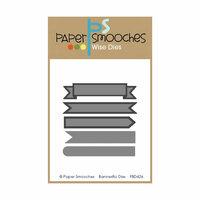 Paper Smooches - Dies - Bannerific