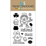 Paper Smooches - Clear Acrylic Stamps - A Magical Spring