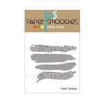 Paper Smooches - Dies - Paint Strokes