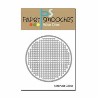 Paper Smooches - Dies - Stitched Circle