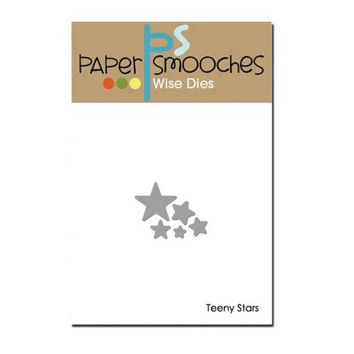Paper Smooches - Dies - Teeny Stars