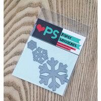 Paper Smooches - Dies - Huge Snowflakes