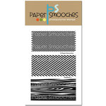 Paper Smooches - Clear Acrylic Stamps - Kissables 2