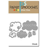 Paper Smooches - Dies - Clouds