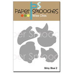 Paper Smooches - Dies - Briny Blue 2