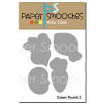 Paper Smooches - Dies - Green Thumb 2