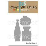 Paper Smooches - Dies - Crystal Clear 3