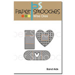 Paper Smooches Band Aids Dies
