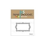 Paper Smooches - Dies - Frame Four