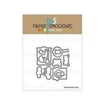 Paper Smooches - Dies - Promenade Icons