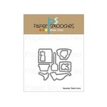 Paper Smooches - Dies - Squeaky Clean Icons