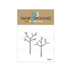 Paper Smooches - Dies - Trees Two