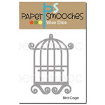 Paper Smooches - Dies - Bird Cage