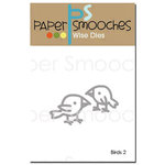 Paper Smooches - Dies - Birds 2