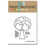 Paper Smooches - Dies - Summer Tree