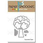Paper Smooches - Dies - Summer Tree