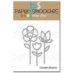 Paper Smooches - Dies - Garden Blooms
