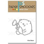 Paper Smooches - Dies - Kind Bear