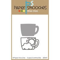 Paper Smooches - Dies - Cuppa Sunshine
