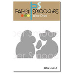 Paper Smooches - Dies - Little Lovin 1